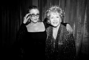 Addio a Debbie Reynolds
