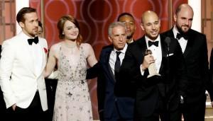 Golden Globe 2017, è trionfo La La Land