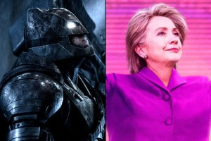 Razzie Awards 2017: il t(ri)onfo di Batman v Superman e di Hillary Clinton