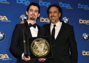 DGA Awards, il trionfo di Damien Chazelle e del suo La La Land
