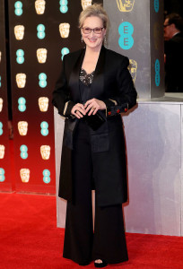 Meryl Streep in Givenchy