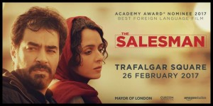 Il sindaco di Londra proietterà Il cliente di Asghar Farhadi a Trafalgar Square