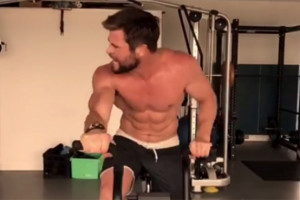 Chris Hemsworth: dura la vita per diventare Thor! – Video