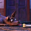 Il nuovo corto della Pixar con protagonista il cane Dante