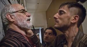 Toni Servillo e Luca Marinelli nel primo trailer di Lasciati andare