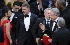 Oscar: Ruiz e Cullinan finiscono sotto scorta per aver ricevuto minacce di morte