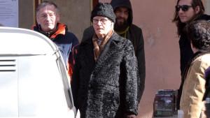 Suspiria: Tilda Swinton irriconoscibile sul set del remake di Luca Guadagnino