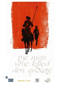 Partite le riprese di The Man Who Killed Don Quixote di Terry Gilliam