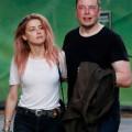 Amber Heard ha un nuovo amore. È Elon Musk