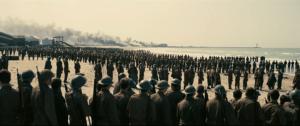 Un nuovo spot tv con scene inedite di Dunkirk