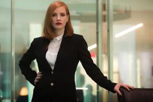 Miss Sloane – Giochi di potere, il trailer italiano del film con Jessica Chastain
