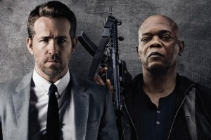 The Hitman's Bodyguard: Ryan Reynolds, Samuel L. Jackson e i motherf*ucker