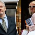Pamela Anderson e Julian Assange, è nata una (strana) coppia