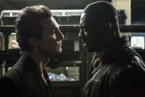 Idris Elba e Matthew McConaughey nel primo trailer de La Torre Nera