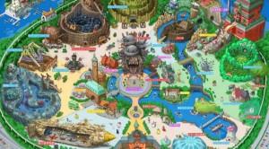 Entro il 2020 aprirà il parco a tema Studio Ghibli