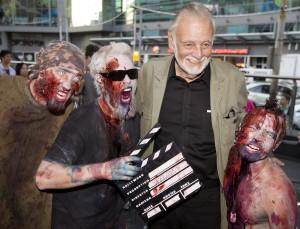 Addio a George Romero, papà degli zombie