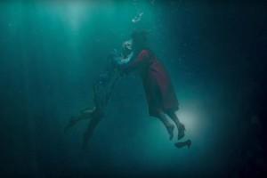La forma dell'acqua, primo trailer italiano per il film di Guillermo Del Toro