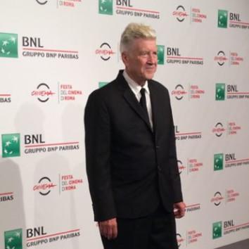 David Lynch alla Festa di Roma: Amo le persone in preda alle ossessioni
