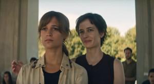 Alicia Vikander ed Eva Green nel primo trailer di Euphoria