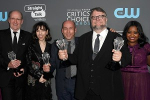 I Critics' Choice Awards  incoronano Del Toro e La forma dell'acqua
