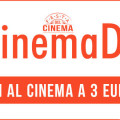 Cinemadays, torna il cinema a 3 euro