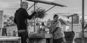 Roma, le prime scene del film di Alfonso Cuaròn In Concorso a Venezia 75