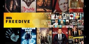 Imdb Freedive: lanciata da Amazon la piattaforma streaming gratuita