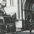 La storia del primo film trasmesso in TV