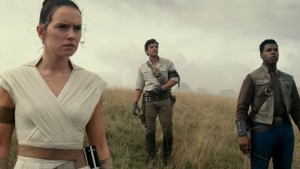 Il teaser di Star Wars: Episode IX – The Rise of Skywalker