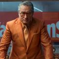 Bob De Niro testimonial per una marca di bagel